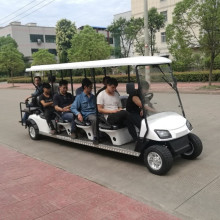 high quality 8 seat golf sightseeing car