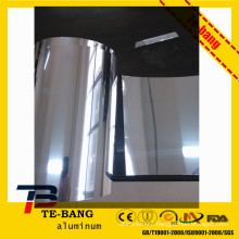 Grille lamp bright shining mirror aluminum foil zhengzhou aluminum manufacturer coil/sheet/foil/circle