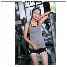 Hot Sale Gym Wear Gym Solteiros Tops