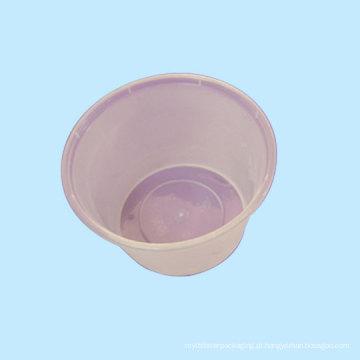 Bacia descartável plástica dos PP (HL-016)