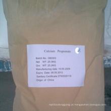 Fabricante Conservantes de alimentos Propionato de cálcio com boa qualidade