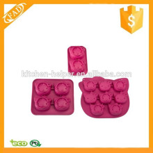 High Quality Cheap Silicone Candy Chocolate Pastry Making Mold