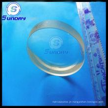 Lente côncava dupla (material de vidro, alta precisão)