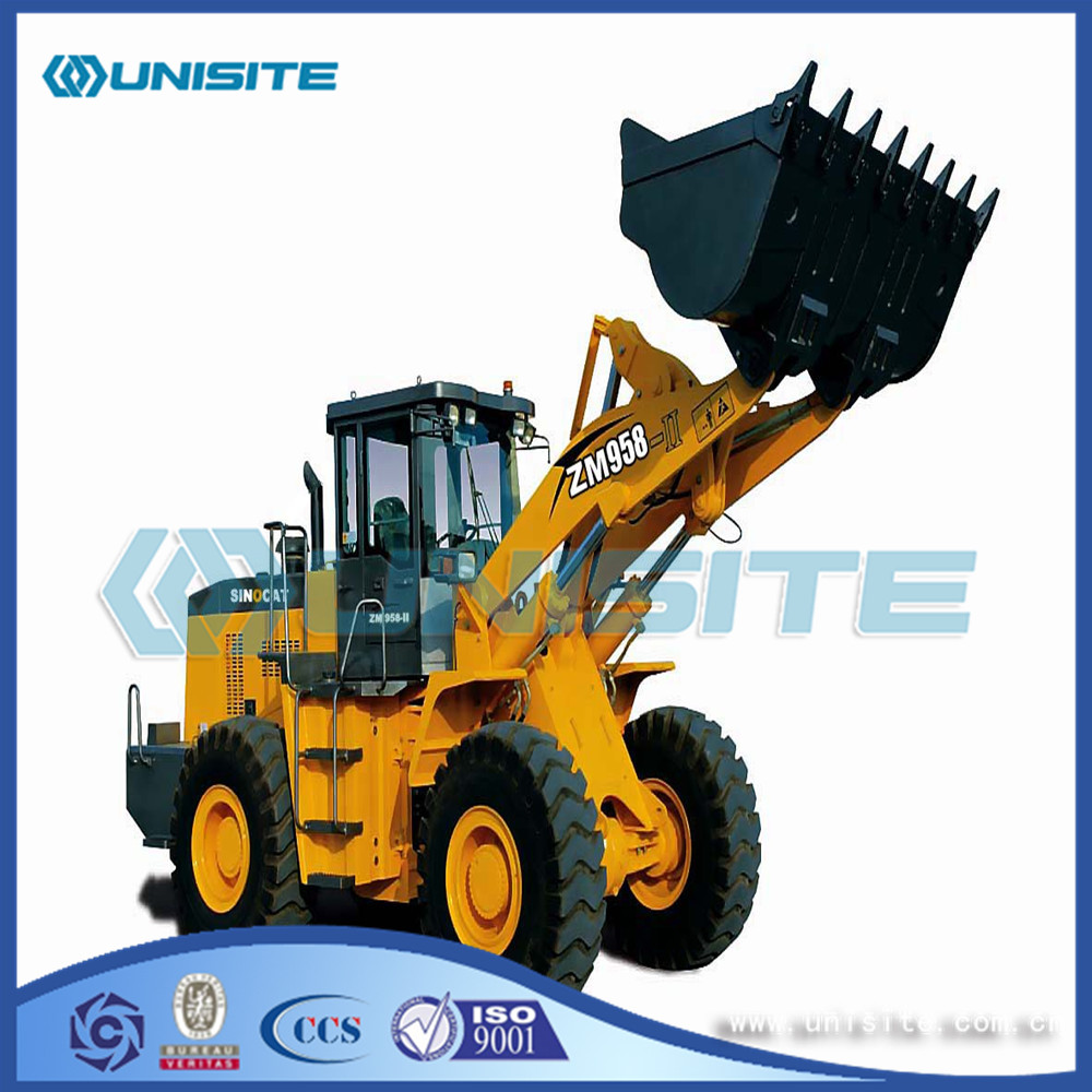 Constructions Equipments Machinery