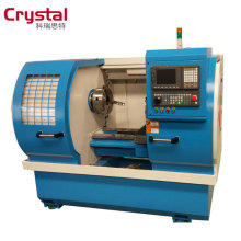 Wheel Polishing Machine Car Alloy Wheel Rim Repair Slant CNC Lathe Machine AWR2840