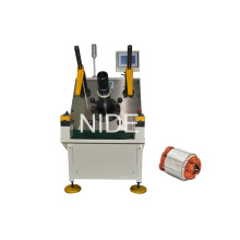 Air Conditioner Motor Stator Semi-Automatic Coil Winding Inserting Machine