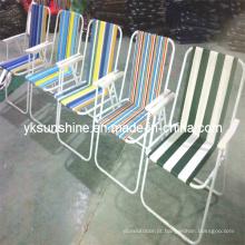 Cadeira dobrável de praia primavera (XY-133D)