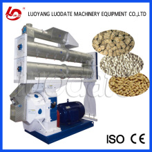 Fully Automatic Pellet Mill Machine 5 Ton Per Hour For Cattle Food
