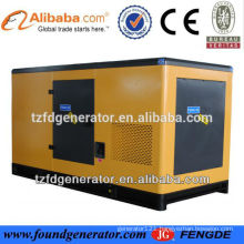 CE approved silent diesel engine generator for sale