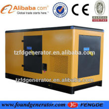 CE silencioso gerador diesel motor à venda