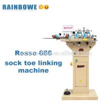 Rosso 686 Sock Toe Linking Machine para meias de costura