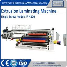 Machine d'extrusion de tissu non tissé pp