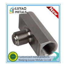 CNC Machining Part for Customized Stainless Steel and Aluminum