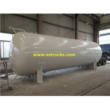 80CBM 40Ton البروبان خزانات الغاز