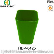 Copa ecológica de fibra de bambú biodegradable resistente al calor (HDP-0425)