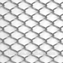 tissu de rideau en maille métallique colorée