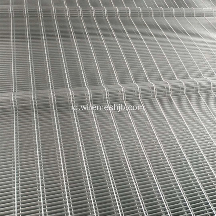 Hot Dipped Galvanized Anti Climb Fence