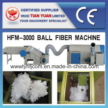 Máquina de bola fibra para enchimento de travesseiro