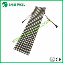 sk6812 numérique flexible flexible RVB led panneau lumineux