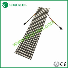 o RGB flexível dobrável digital sk6812 conduziu a luz de painel da matriz
