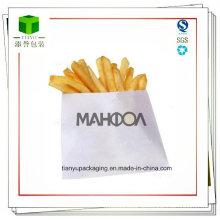 Бумажные пакеты для картофеля фри