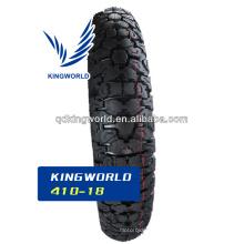 4.10-18 moto pneu de fabrication de Chine