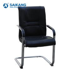 SKE063 barato luxo cadeira de encosto do escritório Pu