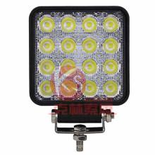 Luz de trabajo 48W LED de alta calidad, 2 años de garantía