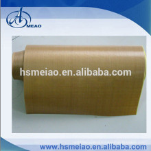 Fireproofing non-stick PTFE fabric tape