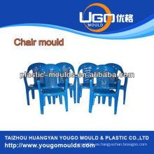 Molde plástico de la silla China supplier y moldeo de la silla inyección