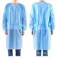 Surgical Gown Disposable Waterproof Hospital Medical Isolation Suit