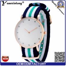 Yxl-215 Nuevo Diseño Relojes de Cuarzo Japón Movt Reloj Diamante Reloj Damas Encanto Casual Reloj Deportivo Muñeca