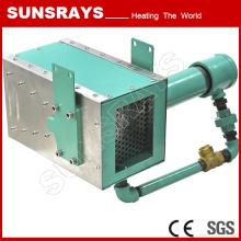 Nuevo quemador de aire Industrial tipo para el tratamiento de superficies metálicas secado