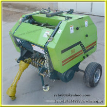 High Efficiency Tractor Round Baler