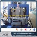 Kompaktautomation CNC-Walzenformmaschine purlin cz sehr benutzerfreundlich