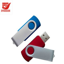 Logotipo promocional de alta qualidade USB personalizado