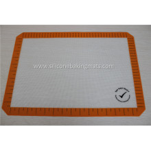 Top for China Silicone Baking Mat,Non Stick Silicone Baking Mat, Food Grade Silicone Baking Mat Supplier Fiberglass Silicone Baking Mat supply to Bosnia and Herzegovina Supplier