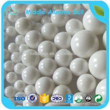 Heißer Verkaufs-Schleifmedium-mittlerer Tonerde-Ball für keramische Industrie