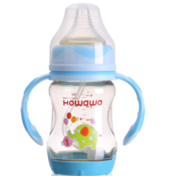 PPSU Milk Infant Nurturing Bottles Wärmeerfassung 6oz