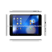 7.85-inch 2G/3G Call Tablet PC with Built-in GPS, 1,024 x 768p High Resolution and 4,000mAh Battery