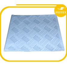 Feitex Super Bazin Riche Jacquard Cotton Kaftan Fabric Bulk Wholesale Boys / Niños / Fabricantes de ropa de señora en el extranjero