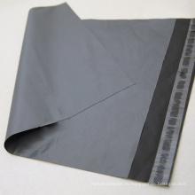 Заказной перевозчик серый пластиковый пакет