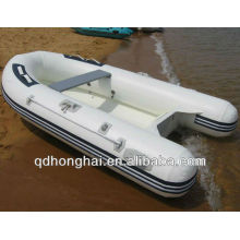 fibre de verre plancher pvc matière 520 rib bateau