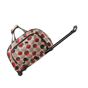 Fashion Trolley Travel Bag Tote Carry-On Bagage