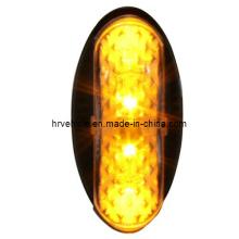Lámparas de señalización de dirección lateral LED para remolque de camión