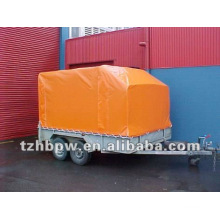 Trailer Cover, PVC Trailer Awning