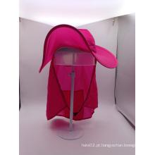 Chapéu de basebol de abertura de garrafa funcional personalizado, boné desportivo (ACEK0122)
