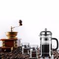 Французский пресс кофе и чая чайник стеклянный кофейник