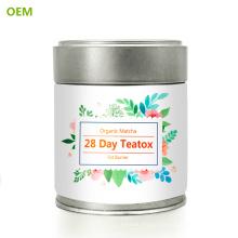 Os melhores produtos de venda Detox Matcha chá venda quente em japonês