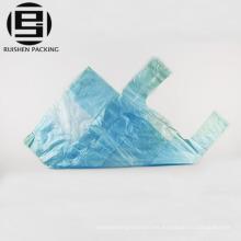 Bolsas de plástico al por mayor de la camiseta del tamaño